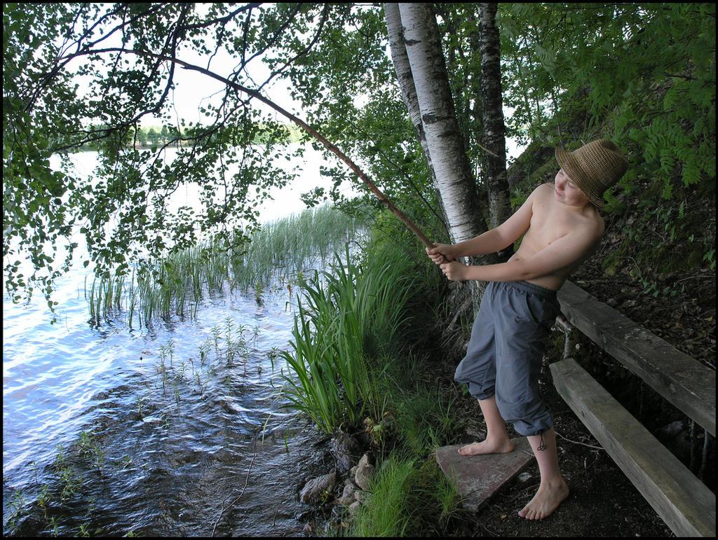 Angler - Big Fish