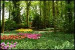 BG Spring In The Garden by Eirian-stock