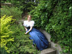Garden Stairs V