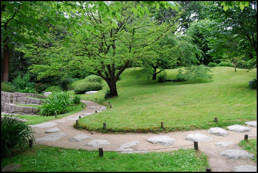Bg green garden ii by eirian stock on deviantart for Garden designs in india