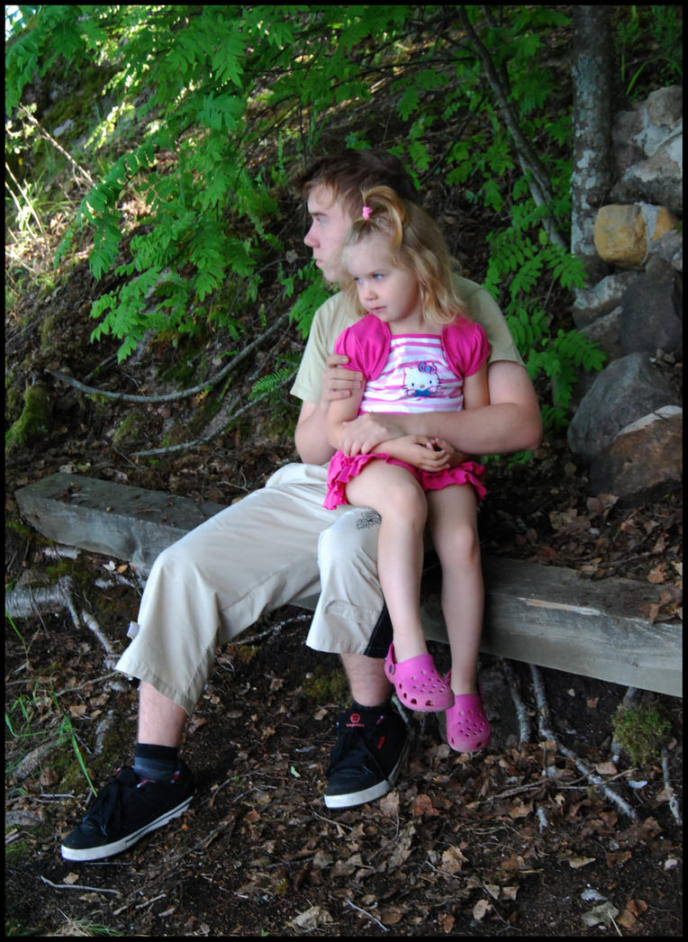 little sis Big Brother, Little Sister III by Eirian-stock ...