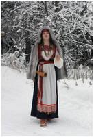 Fur Coat V by Eirian-stock