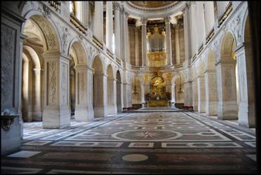BG King's Chapel by Eirian-stock