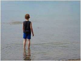 Beach Day II by Eirian-stock