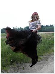 Gypsy Jump by Eirian-stock