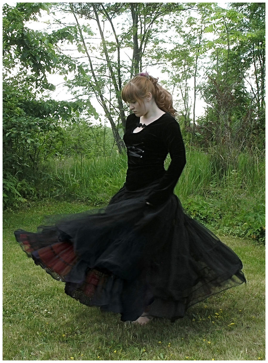 Dark Lady IX by Eirian-stock
