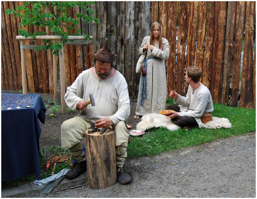 Medieval Festival 66 by Eirian-stock