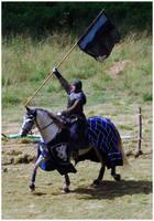Knight of Camargue III by Eirian-stock