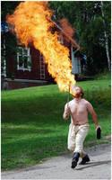 Fire Breath II by Eirian-stock
