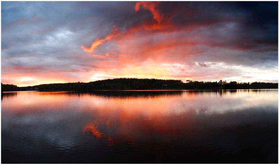 BG September Sunset