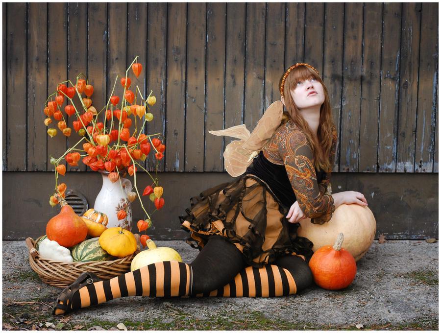 Samhain Fairy