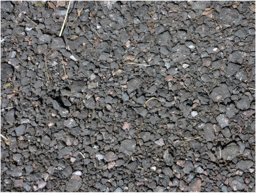 Texture: Gravel