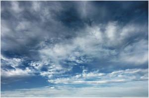 BG Autumn Sky by Eirian-stock