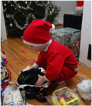 Christmas Elf X