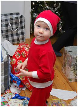 Christmas Elf VI