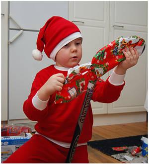 Christmas Elf V