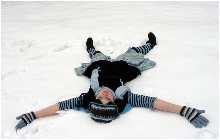 Snow I by Eirian-stock