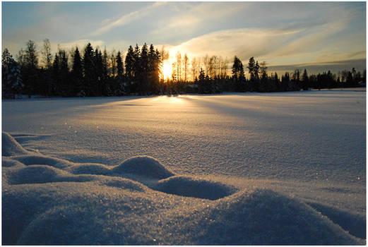 BG Snow And Sun