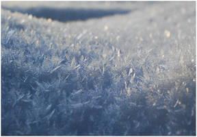Texture: Snow III by Eirian-stock