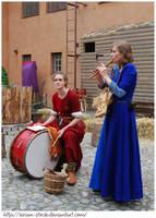 Medieval Music VI by Eirian-stock