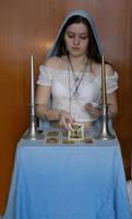 Fortune-teller - Reading Cards