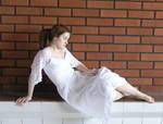 Elenna - In White
