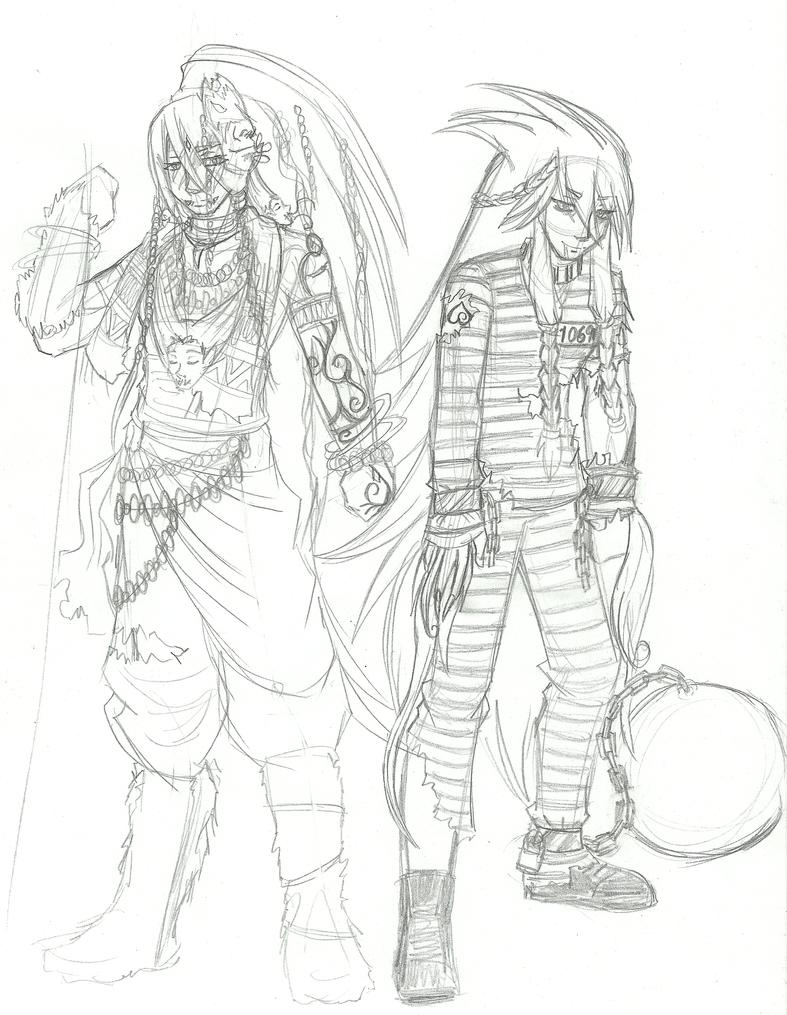 El shaman y el reo by miyukiZETA