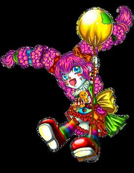 Lol-ita the clown