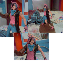 Pinku figura en proceso :3