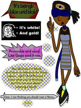 Third-Eye Jenny and #TheDress