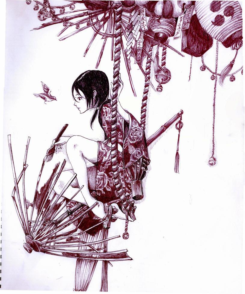 Umbrella by Bird-of-Rebirth