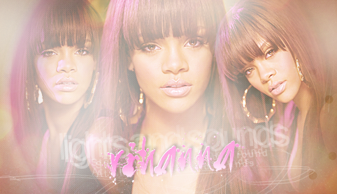 Rihanna by MissKPierce
