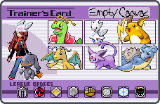 Trainer Card-Pokemon Crystal by TheEmptyCanvas