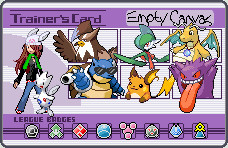 Trainer Card-Pokemon Pearl by TheEmptyCanvas