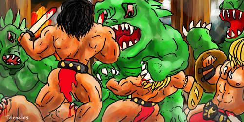 Conan 2 by Teracles