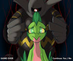 Pokemon Mystery Dungeon: GAME OVER