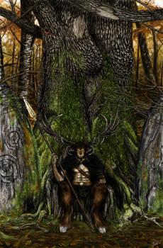 Cernunnos, the Hunter