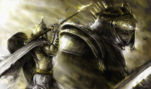 The Battle of Lugh and Balor