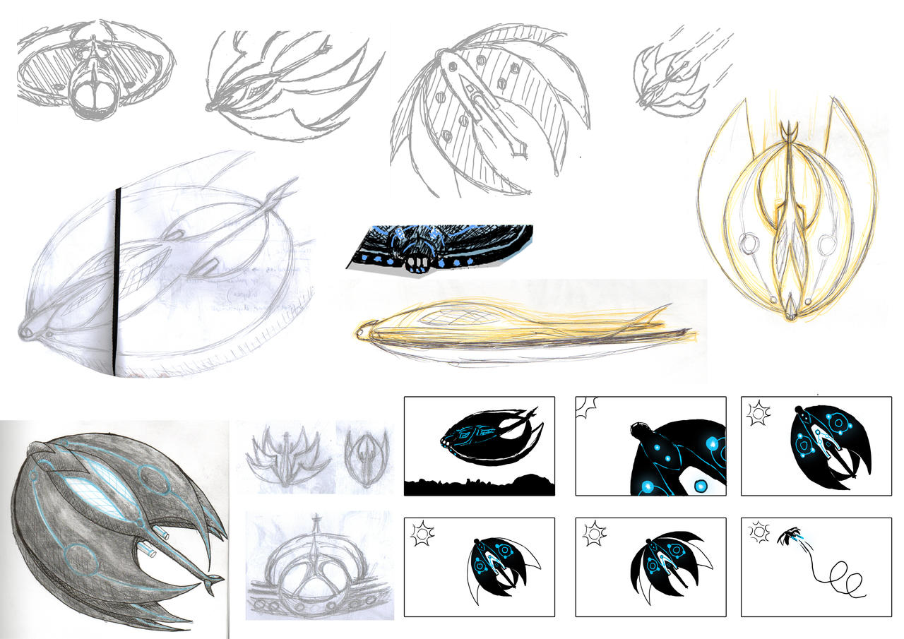 Valix scribbles by Sferath