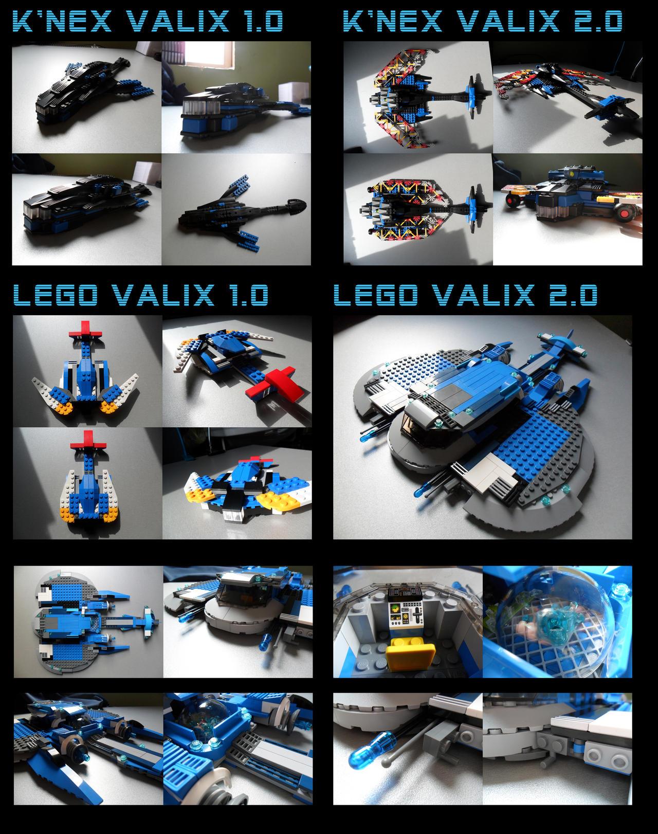 Valix constructions by Sferath