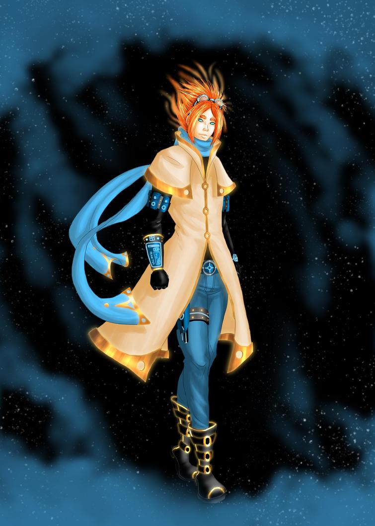 The Celestial Seeker by Sferath
