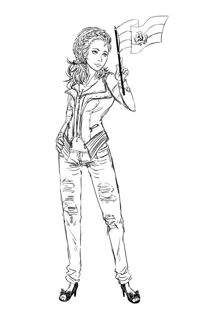 Sketch commission for TeddyTen by Sferath