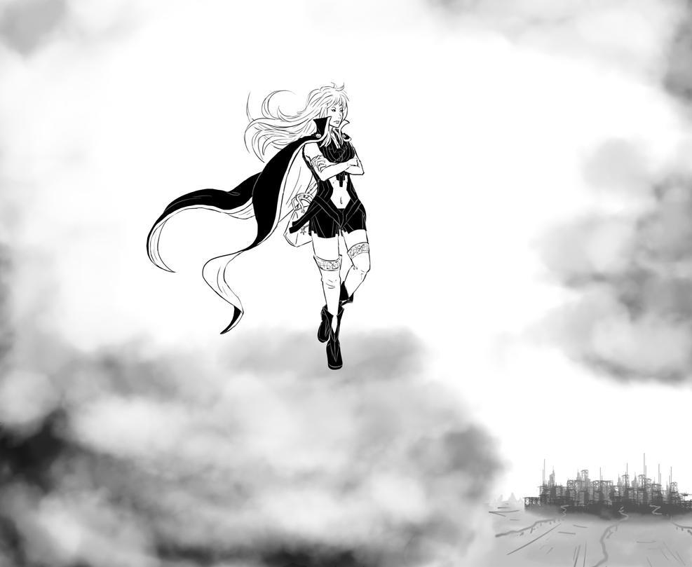 Sketch commission for Naruto-kun712 3 by Sferath