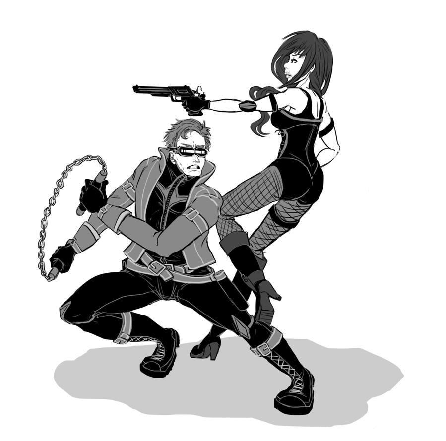Sketch commission for Naruto-kun 712 6 by Sferath