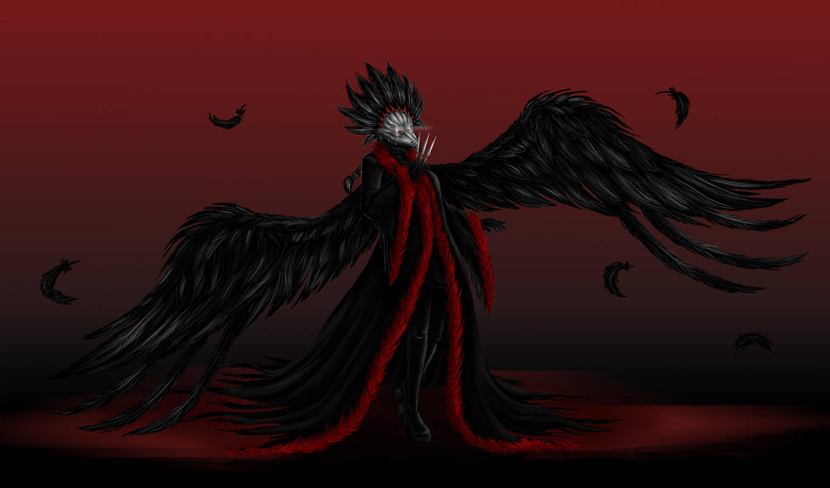 The Raven Witch by Sferath