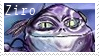 Ziro The Hutt Stamp 1 by ZiroTheHutt