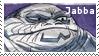 Jabba The Hutt Stamp 1 by ZiroTheHutt