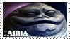 Jabba The Hutt Stamp 7 by ZiroTheHutt