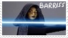 Jedi Barriss Offee Stamp 1 by ZiroTheHutt
