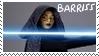 Jedi Barriss Offee Stamp 1 by ZiroTheHutt